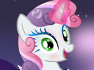 My Little Pony Halloween Dress Up Game