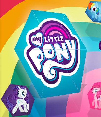 My Little Pony Hexa Flexa Game