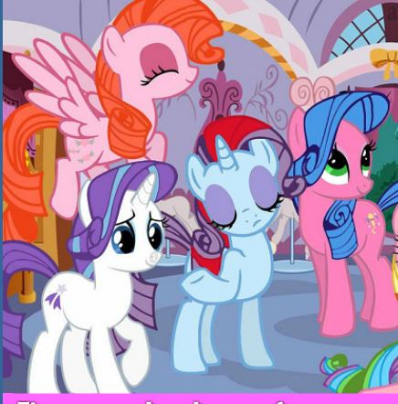 My Little Pony Hidden Letter 2 Game