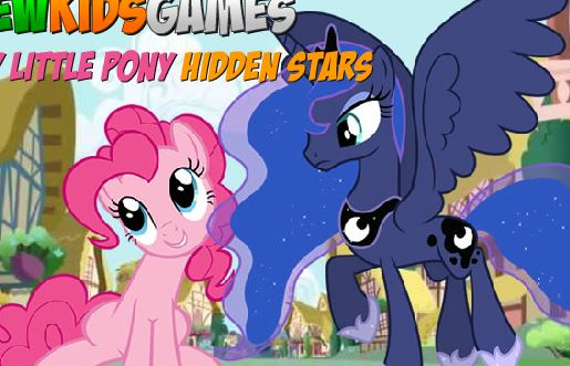 My Little Pony Hidden Stars 2 Game