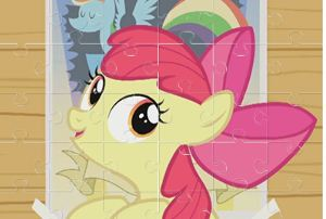 My Little Pony Jigsaw Puzzle Game