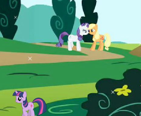 My Little Pony Jumping 2 Game