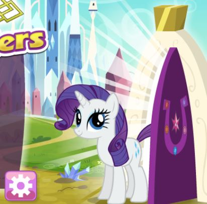 My Little Pony Key Crusaders Game