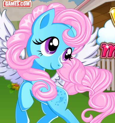 My Little Pony Makeover Day Game