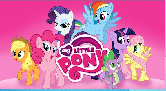My Little Pony Pink Mood Game