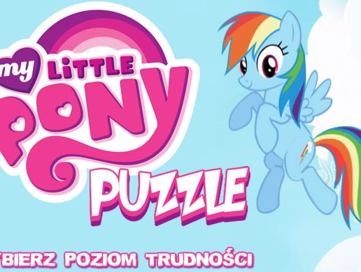 My Little Pony Puzzle 5 Game