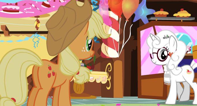My Little Pony Rarity Game