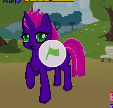 My Little Pony Scratch Creator Game