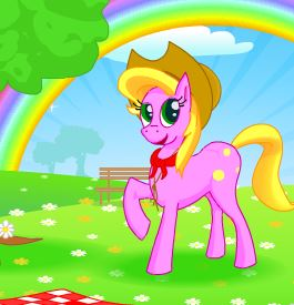 My Little Pony Solitaire 2 Game