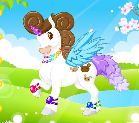 My Lovely Little Pony Gam Game