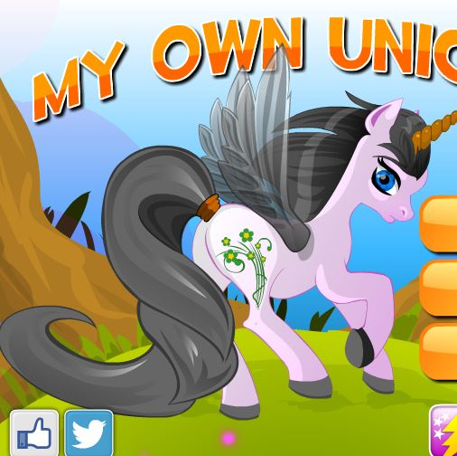 My Own Unicorn Game