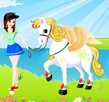 My Pony And Me Game