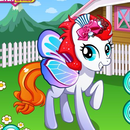 My Rainbow Pony Daycare Game