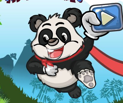 Panda Honey Adventures Game