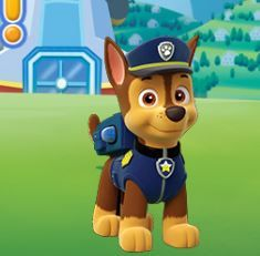 Paw Patrol Get Sorting Game