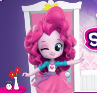 Pinkie Pie Slumber Party Game