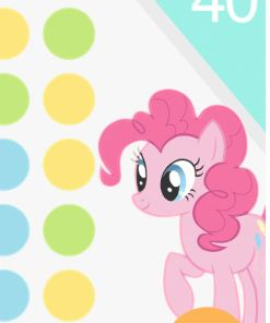 Pinkie's Color Puzzle Game