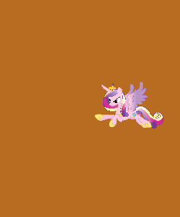 Pony Cadence Flight Princess Game