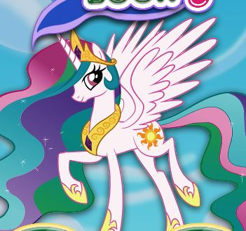 Pony Coloring Book 3 Game