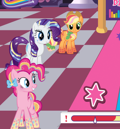 Pony Dance Party Game