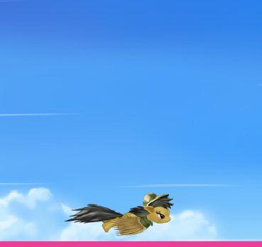 Pony Daring Do Travel Game
