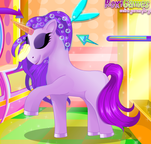 Pony Princess World Game