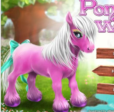 Pony Wood Game