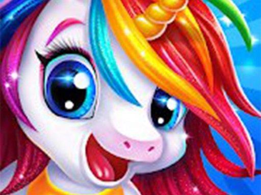 Pony Make Up Girl Game