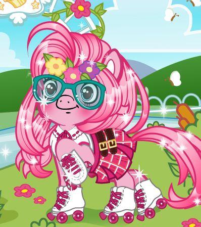 Power Pony Game