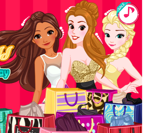 Princess Black Friday Chaos Game