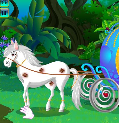 Princess Carol Fairy Tale Game
