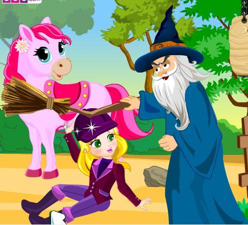 Princess Juliet Pony Love Game