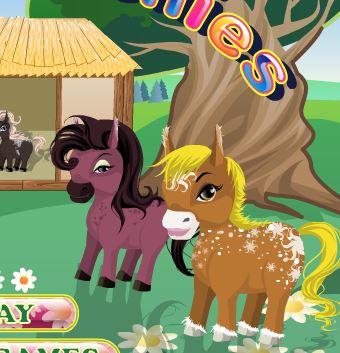 Princess Ponies Game