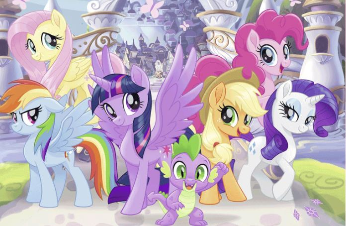 Puzzle My Little Pony Game