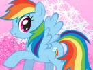 Rainbow Dash Mix Up Game