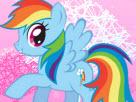 Rainbow Dash Mix Up Game