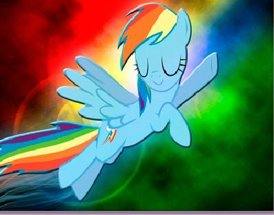 Rainbow Dash Puzzle Game