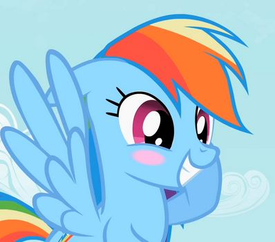 Rainbow Dash Rescue Game