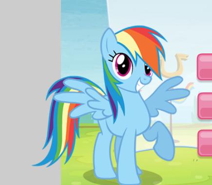 Rainbow Falls Flight School Game