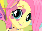 Rainbow Rocks Fluttershy Game
