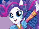 Rarity Rocking Hairstyle Game