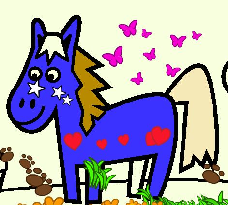 Rosalyn S Animal Coloring Game