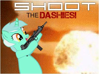 Shoot The Dashies Game