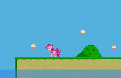 Super Pinkie World Game