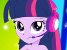 Twilight Sparkle Rainbooms Fashion Style Game