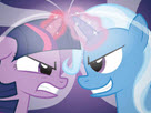Twilight Sparkle vs Trixie Game