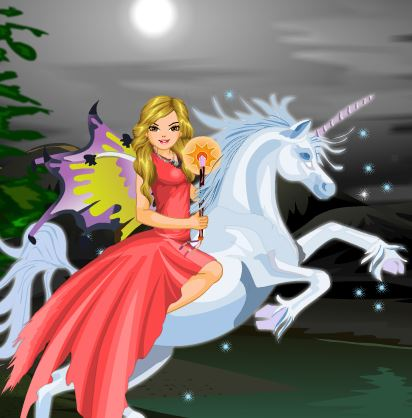 Unicorn Ride Game