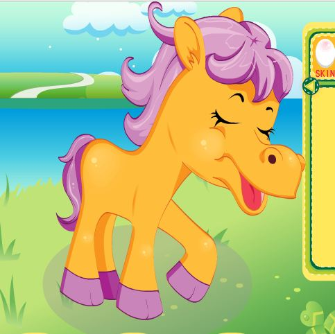 Unique Pet Pony Game