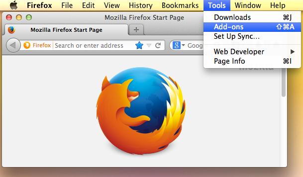 Firefox получит поддержку liferu