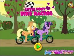 My Little Pony Racing Games An Adventure Game